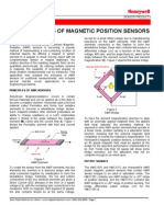 Applications of Magnetic Position Sensors