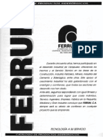 Catalogo Ferrum Completo