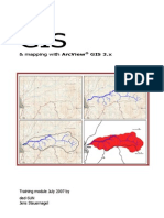 GIS Manual ArcView3x