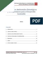 Los EAE's y Su Importancia Para El Desarrollo Sostenible