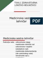 Propedevtika i Zdravstvena Njega u Klinicko-bolnickoj Praksi