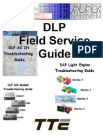 Philips DLP_FieldServiceGuide_SCB Training Manual