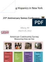 Somos - Measuring Hispanics in NY