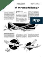 Curso de Aeromodelismo Revista Anteojito