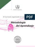 Módulo Metodología del Aprendizaje