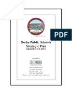 Derby Strategic Plan, Adopted