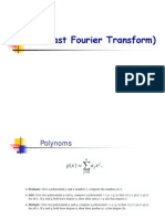 LN 3.2 Polynomials and FFT