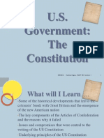 US Constitution Information