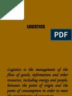 IMR SCM 11 Logistics 13