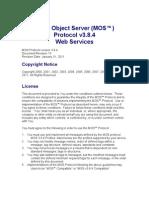 MOS Protocol Version 3.8.4
