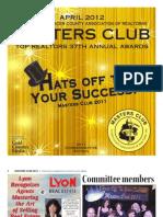 Masters Club 2012