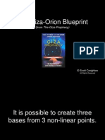 The Giza-Orion Blueprint (Proving the Pyramids were NOT Tombs)