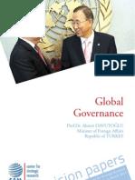 Global Governance by a Davutoglu Mar 2012