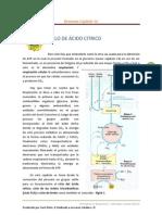 16-CICLO DE ÁCIDO CITRICO resumen