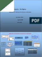 Proyecto Six Sigma