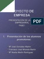 Proyecto de Empresa[1]