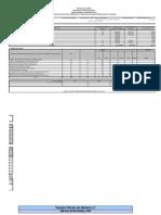 Consolidado Reporte Informe Ministerio 2011