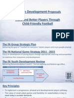 FA Youth Development Proposals - Final Recommendations v2 - Distribution Copy