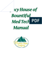 Med Tech Manual Final Draft
