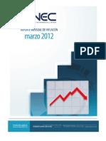 SANTA FE VALORES - REPORTE INFLACION DEL ECUADOR MARZO 2012