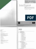 36883712 Intelligent Business Intermediate Teacher s Book