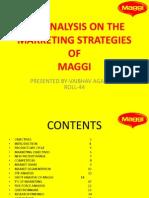 Maggi Final Presentation FINAL