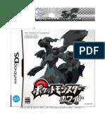 Detonado Pokémon Black