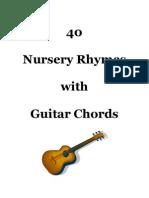 Nursery Rhyme PDF