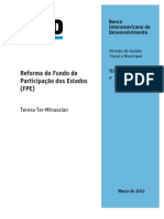 BID Reforma Do FPE de Teresa Ter_Minassian