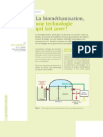 La Biomethanisation