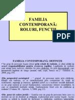 2.Familia.roluri, Functii