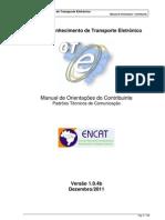 Manual CTe 1.0.4b
