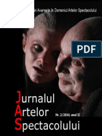Jurnalul Art Spect 2010