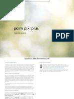 Palm Pixi Plus UG WR EsES