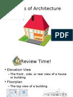 Basics of Architecture
