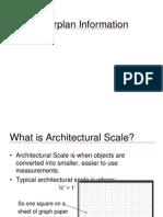 Floor Plan Information