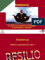 Resiliencia 2012