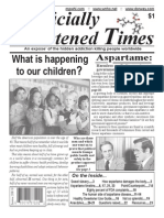 Artificially Sweetened Times - Aspartame is Poison
