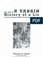 Deir-Yassin History of a Lie