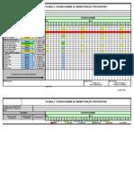 Plano e Cronograma de Manutençao Preventiva