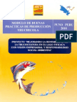 Modulo Buenas Practicas Produccion Truchicola Puno 2010