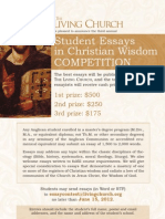 TLC Essay Competition 2012