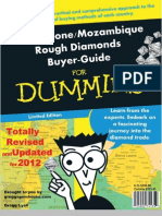 Rough Diamond Buying in Sierra Leone And Mozambique in One Book. Two Books in One!