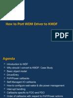 Porting WDM Drvs to KMDF