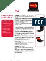 Compaq Mini Cq10-420la