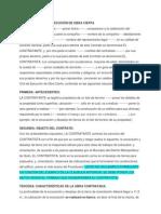 CONTRATO CIVIL DE EJECUCIÓN DE OBRA CIERTA