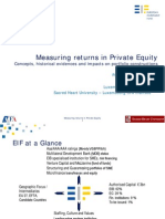 Measuring Returns in Private Equity-30511