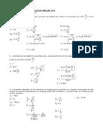 Pendulo simple-solución