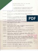 Service Log 1942-1951