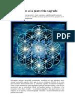 Introducción a la geometría sagrada